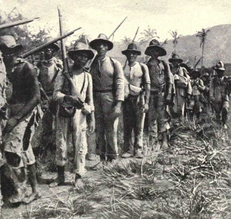This is the origin of the 21-gun salute
