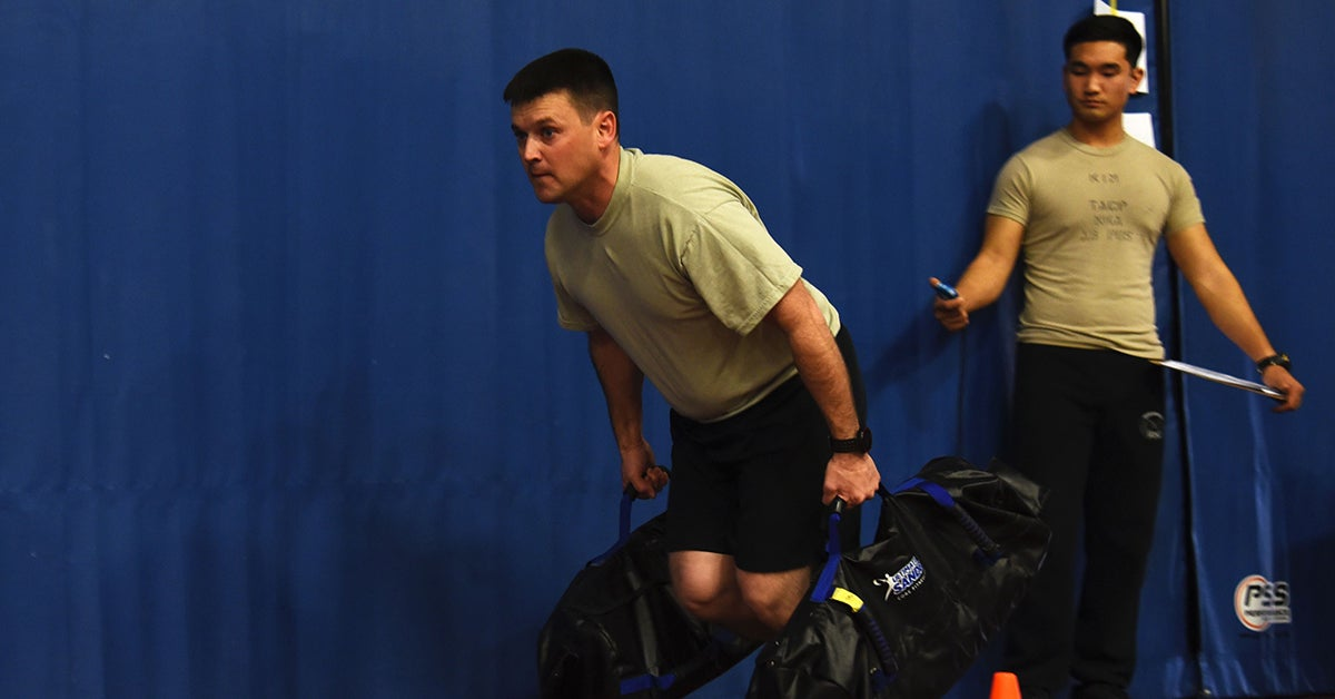 Everything you need to know about the Air Force's new PT tests