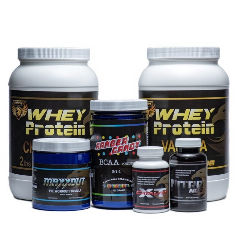 Keep that New Year's fitness resolution with vet-owned supplements