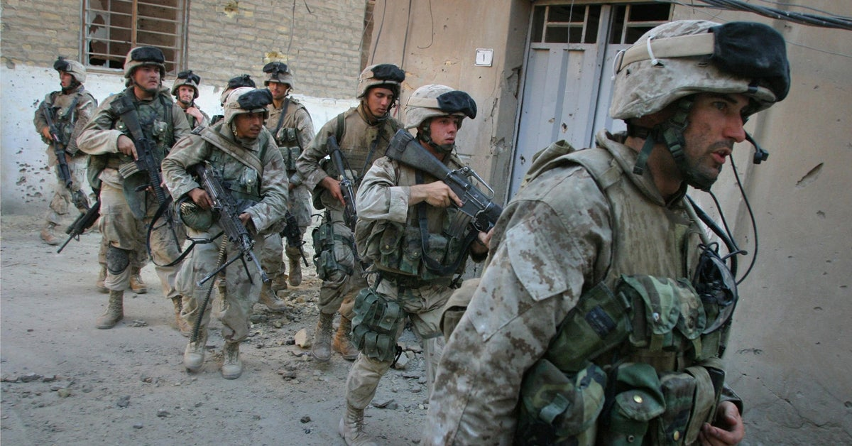 How Najaf became the Marines' forgotten battle in Iraq - We Are The Mighty
