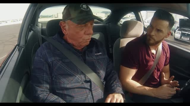 Oscar Mike | Stunt Drive Jim Wilkie
