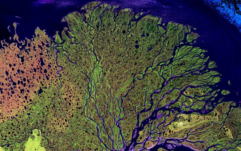 21 of the most stunning images of our planet NASA ever took