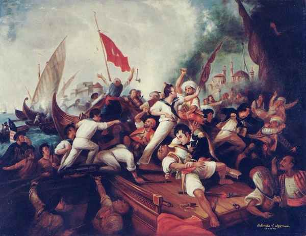 This fight proves Stephen Decatur is the most intense sailor ever