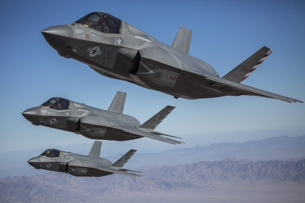 F-18 pilots report seeing UFOs off of east coast
