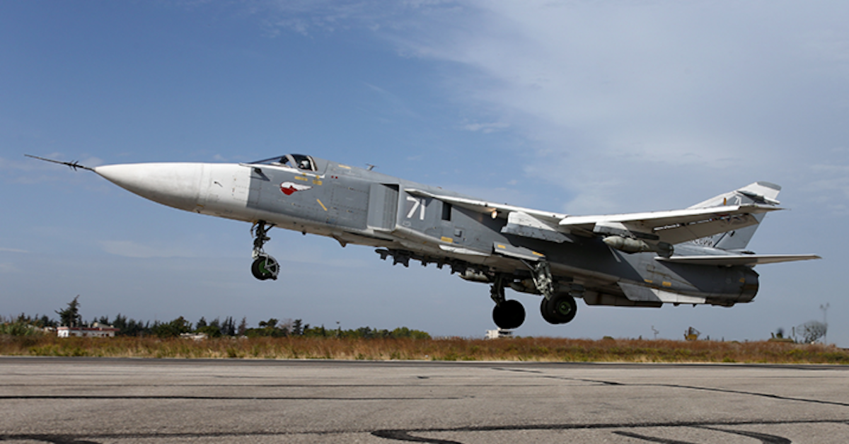 These are the 11 Russian military aircraft in Syria right now - We Are The  Mighty
