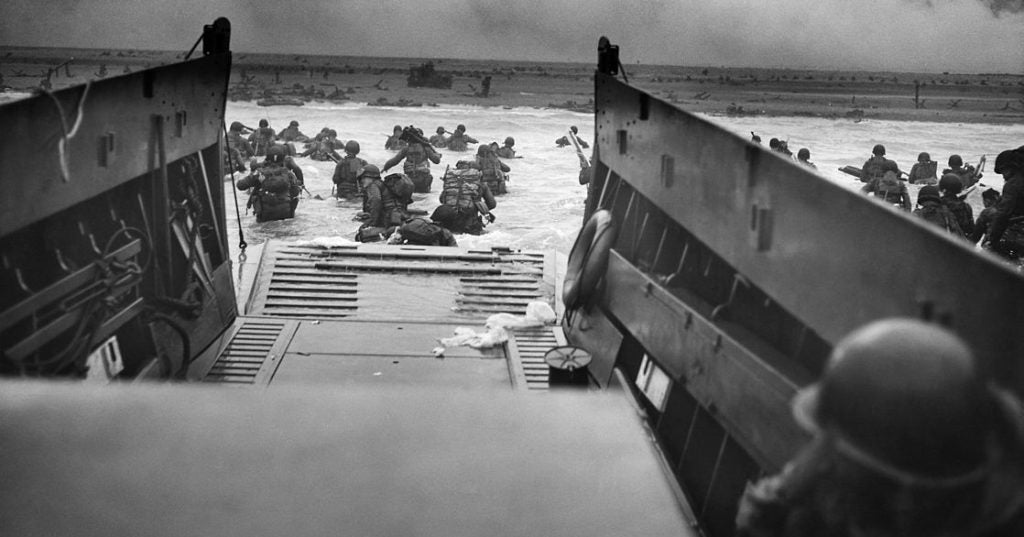 The unsung African-American heroes of D-Day