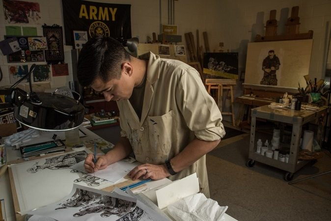 5 reasons why troops should never mention they're an artist