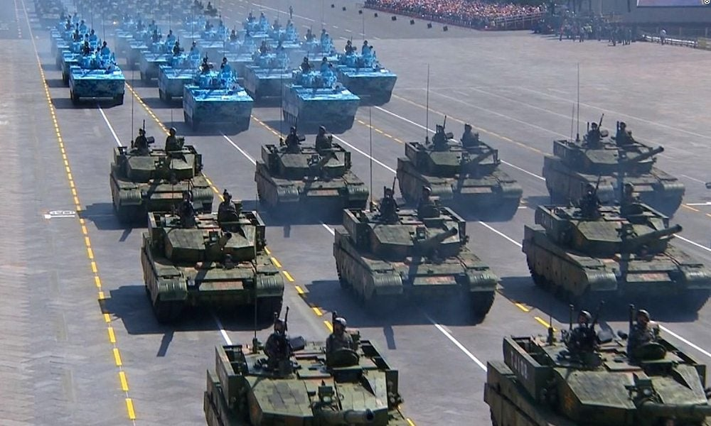 Here's who would win a Russian vs. Chinese tank battle