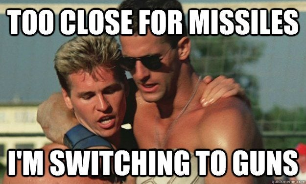 10 of the funniest 'Top Gun' memes ever created