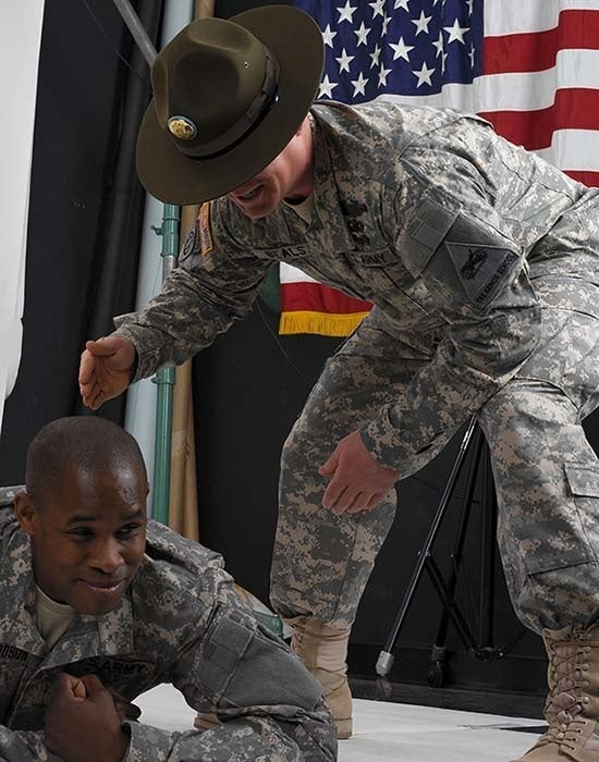 This is how salty old Vietnam drill sergeants and instructors were made