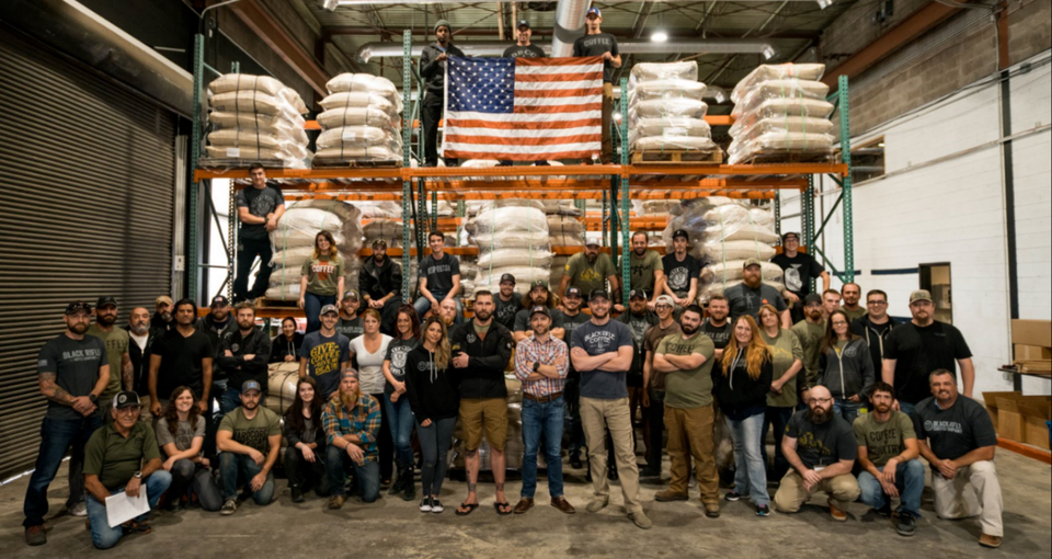 How Black Rifle Coffee Company became a multi-million dollar business