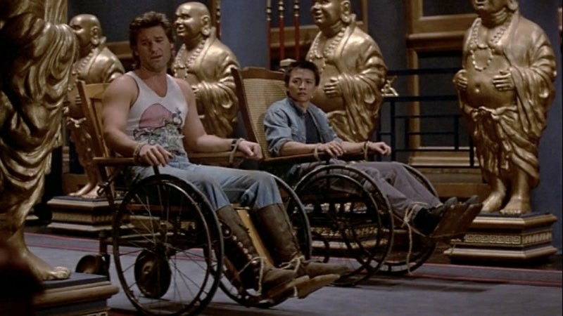 7 reasons Jack Burton was the warfighter I always wanted to be