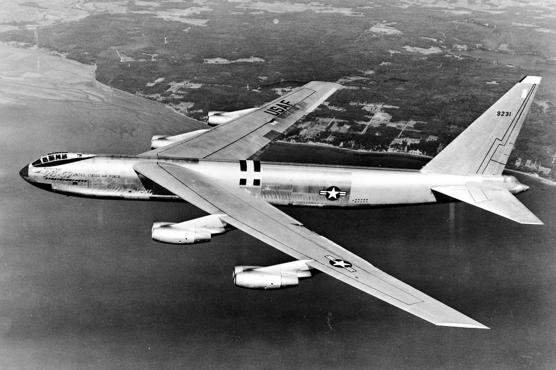 Everything you want to know about the B-52 Stratofortress