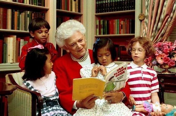 The sweeping legacy of First Lady Barbara Bush