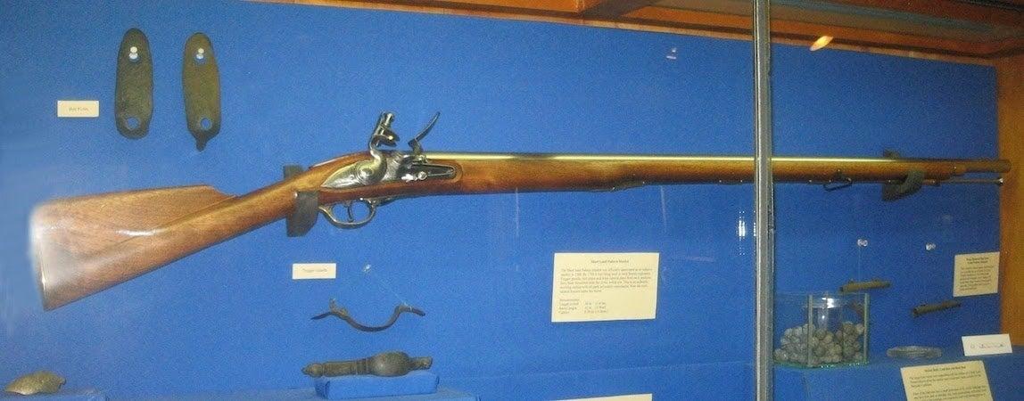 M14 on display