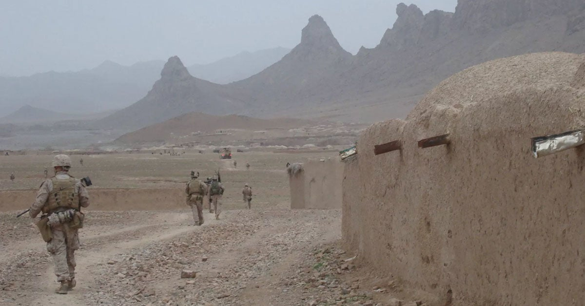 Combat poetry reveals what life is like on the Afghan front lines