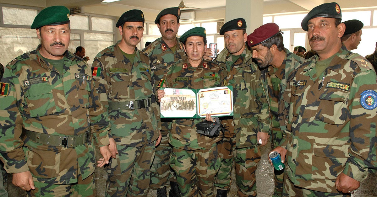 [Guazu: The Rescue]6 types of Afghan soldiers you'll meet on deployment