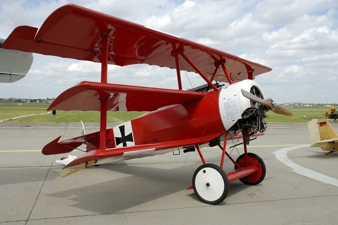 This is how insanely specific WWI fighter planes had to be