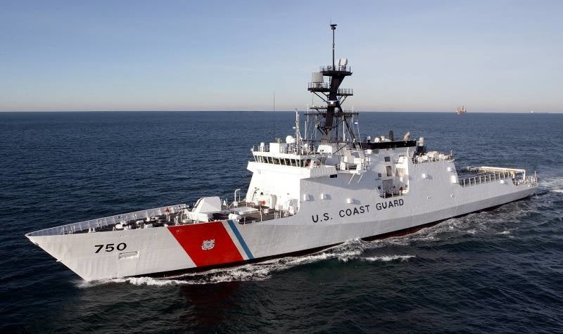 Coast Guard leadership is sounding off about the shutdown