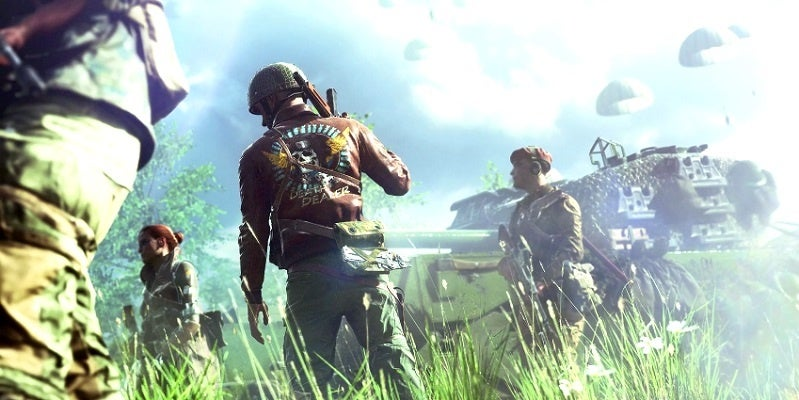 Why we're excited about the upcoming Battlefield V