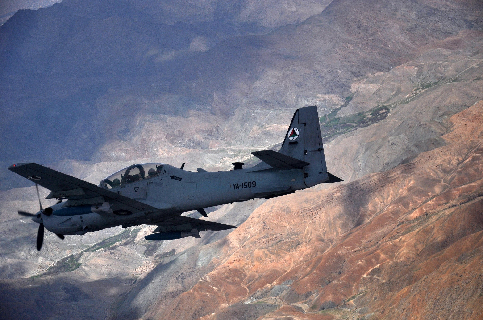 The Marines want its own cheap light attack aircraft
