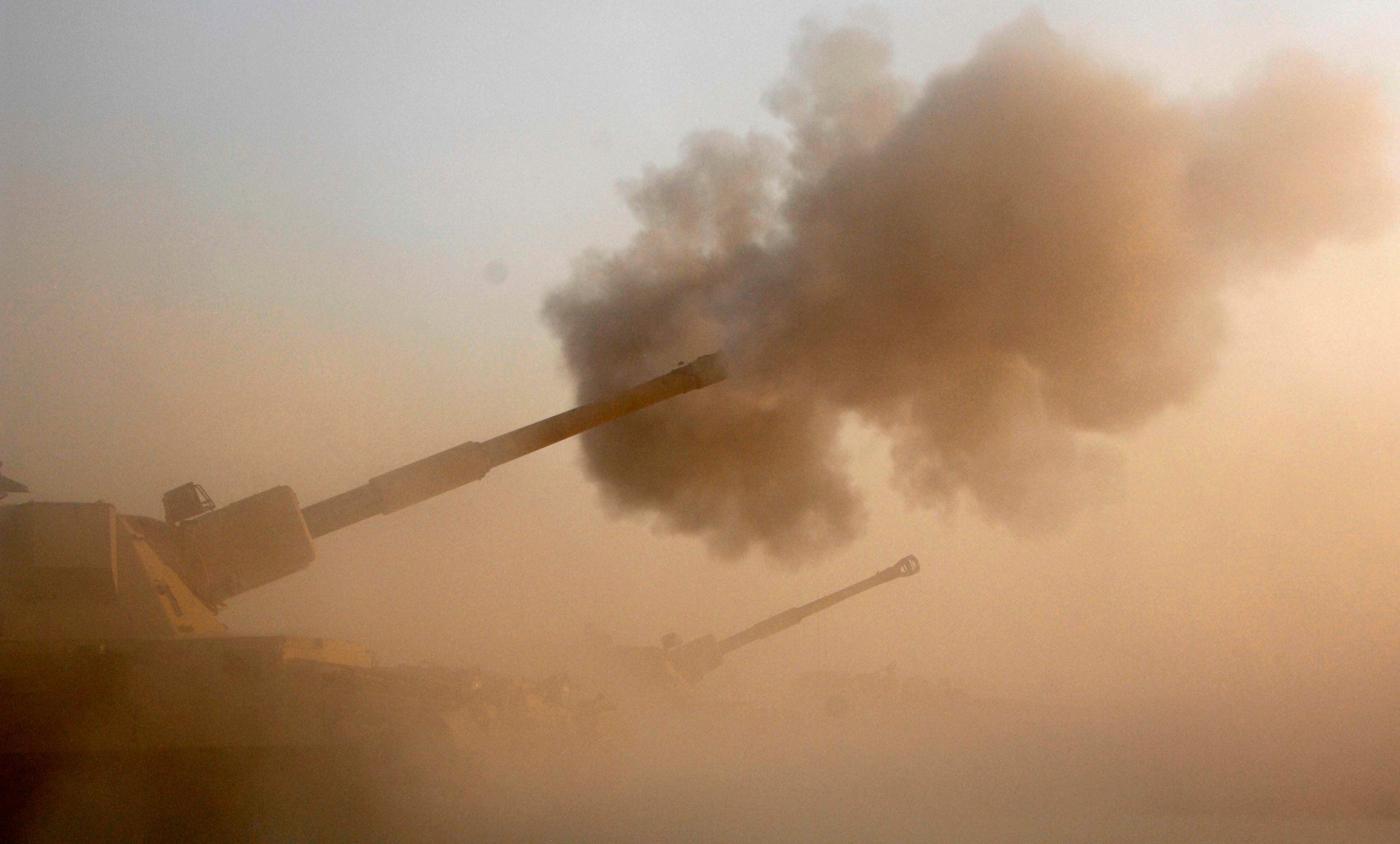 Iran is building a massive battle tank fleet
