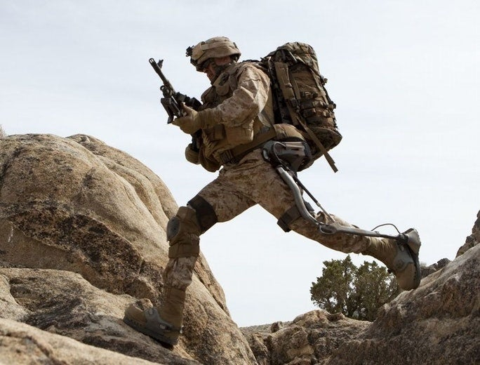 Here's the latest on the Army's 'Iron Man' exoskeleton project