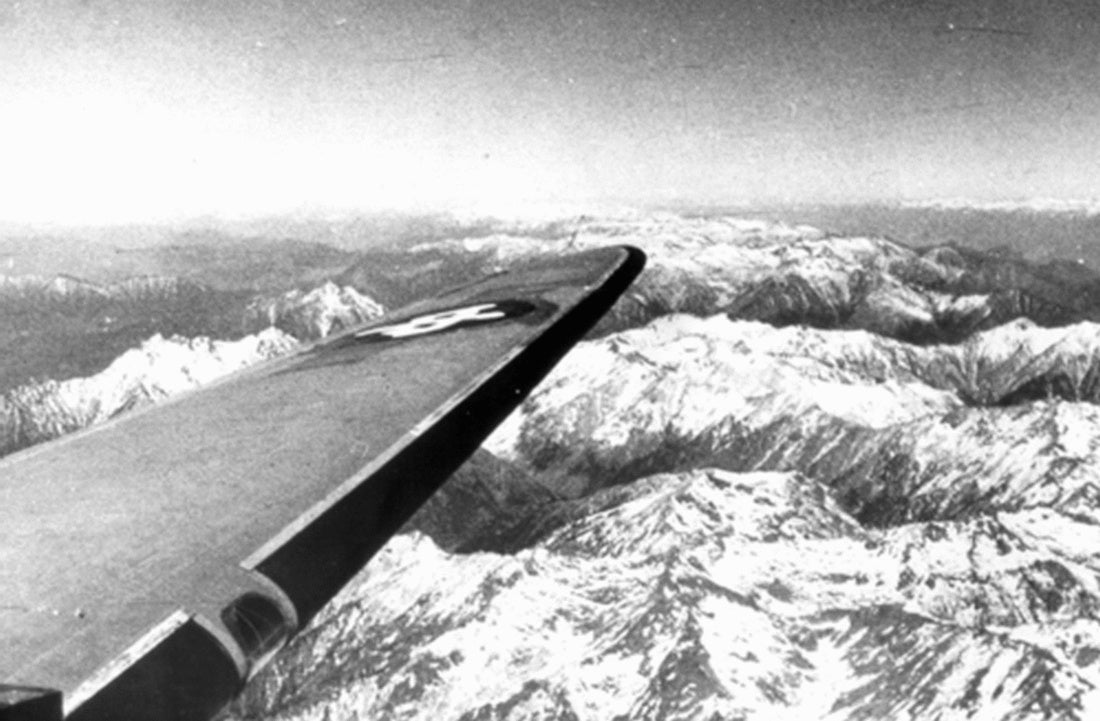 6 incredible facts about 'Flying the Hump' in World War II