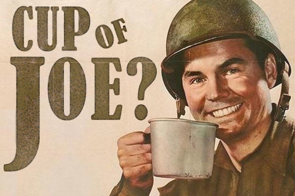 This is how sailors named the 'cup of Joe'