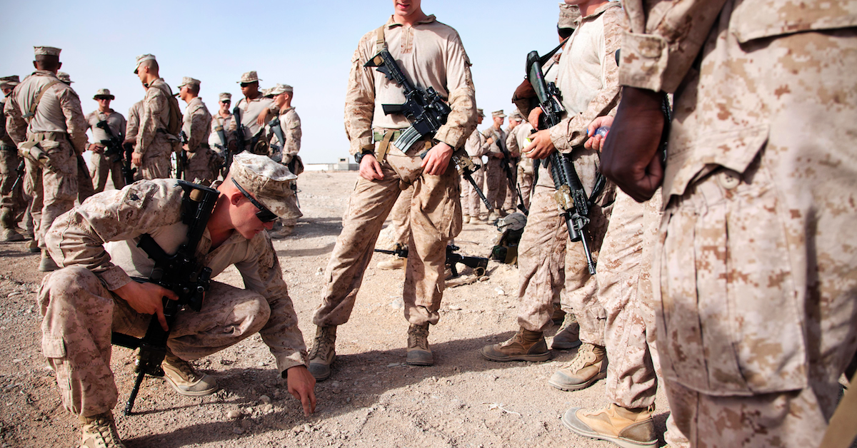 5 useful Marine habits that will improve your life