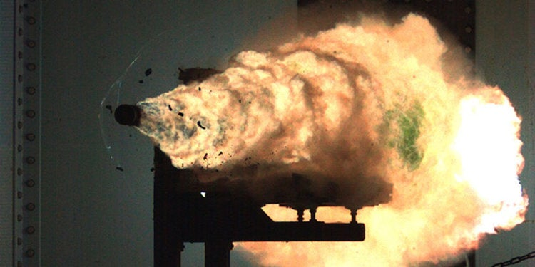 China's Navy plans on beating the US to an operational railgun