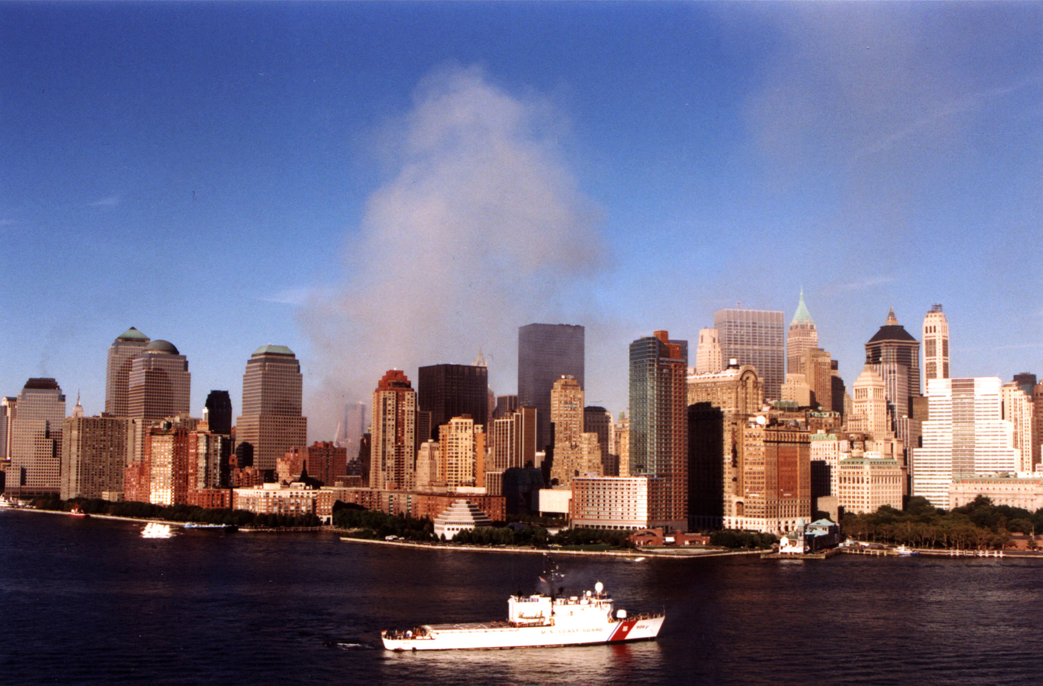 How 9/11 changed the way the Coast Guard protects the US