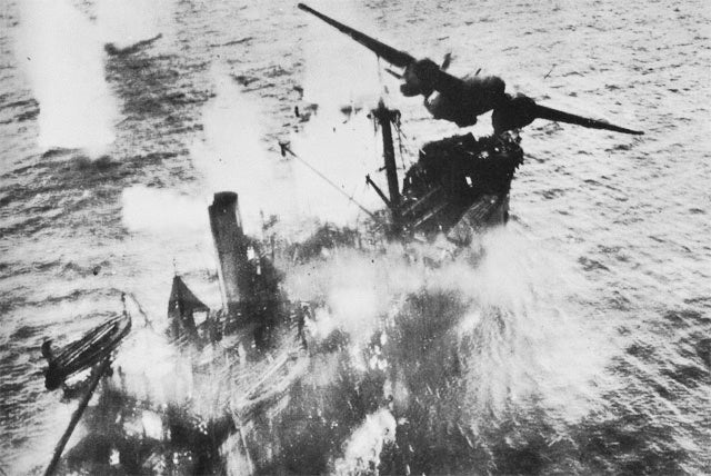 Why the US used an island-hopping campaign in World War II