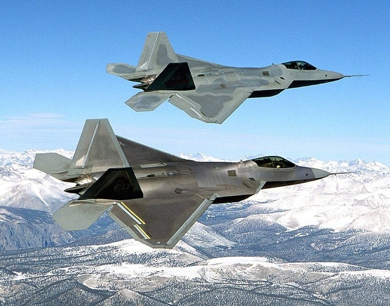 F-22 engines can be repaired with six tools found in any hardware store