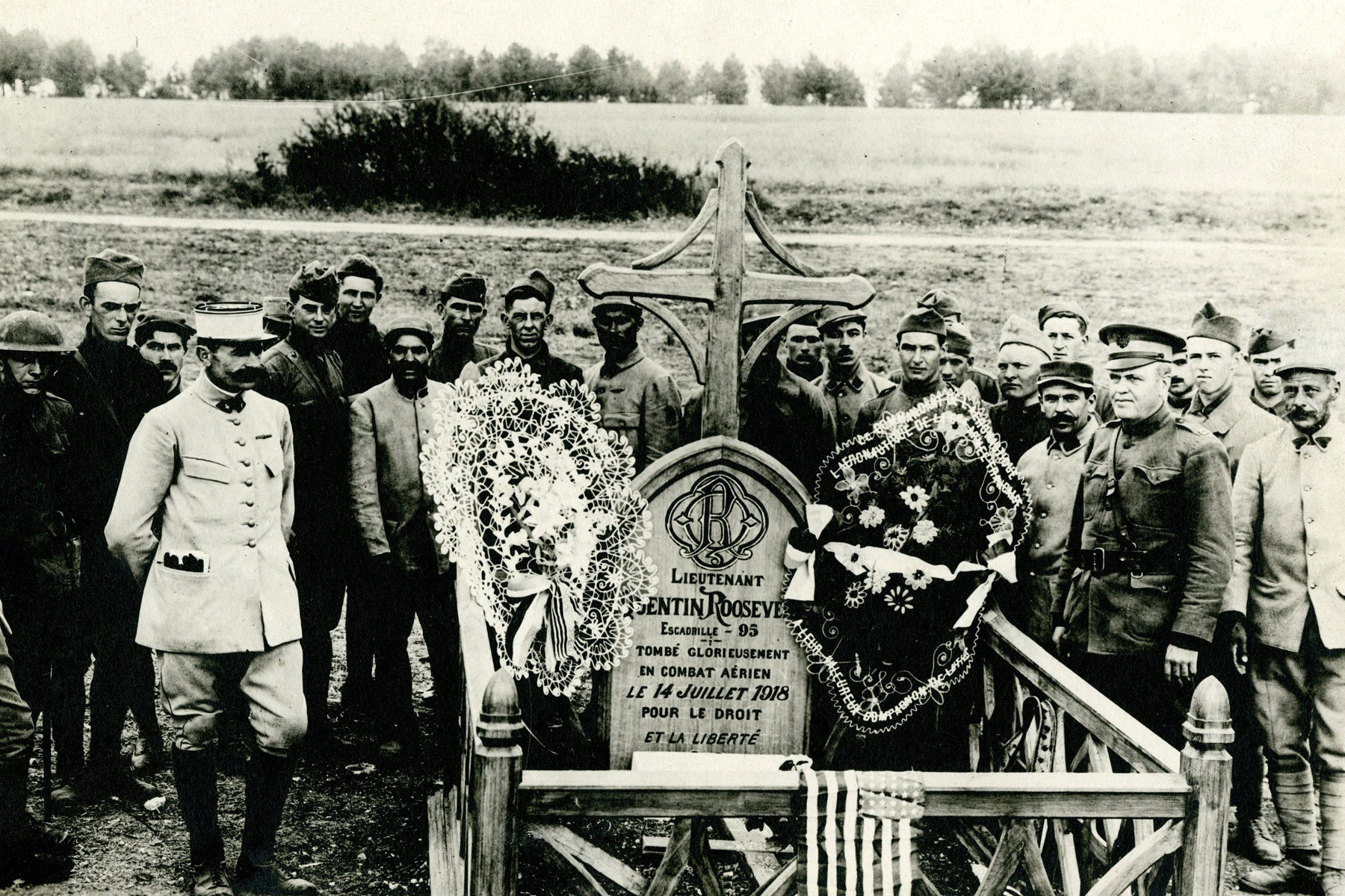 These Dutch villagers wait years to adopt US graves from World War II