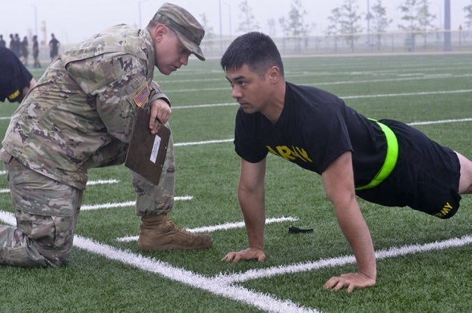 What the possibility of a new Army PT test actually is