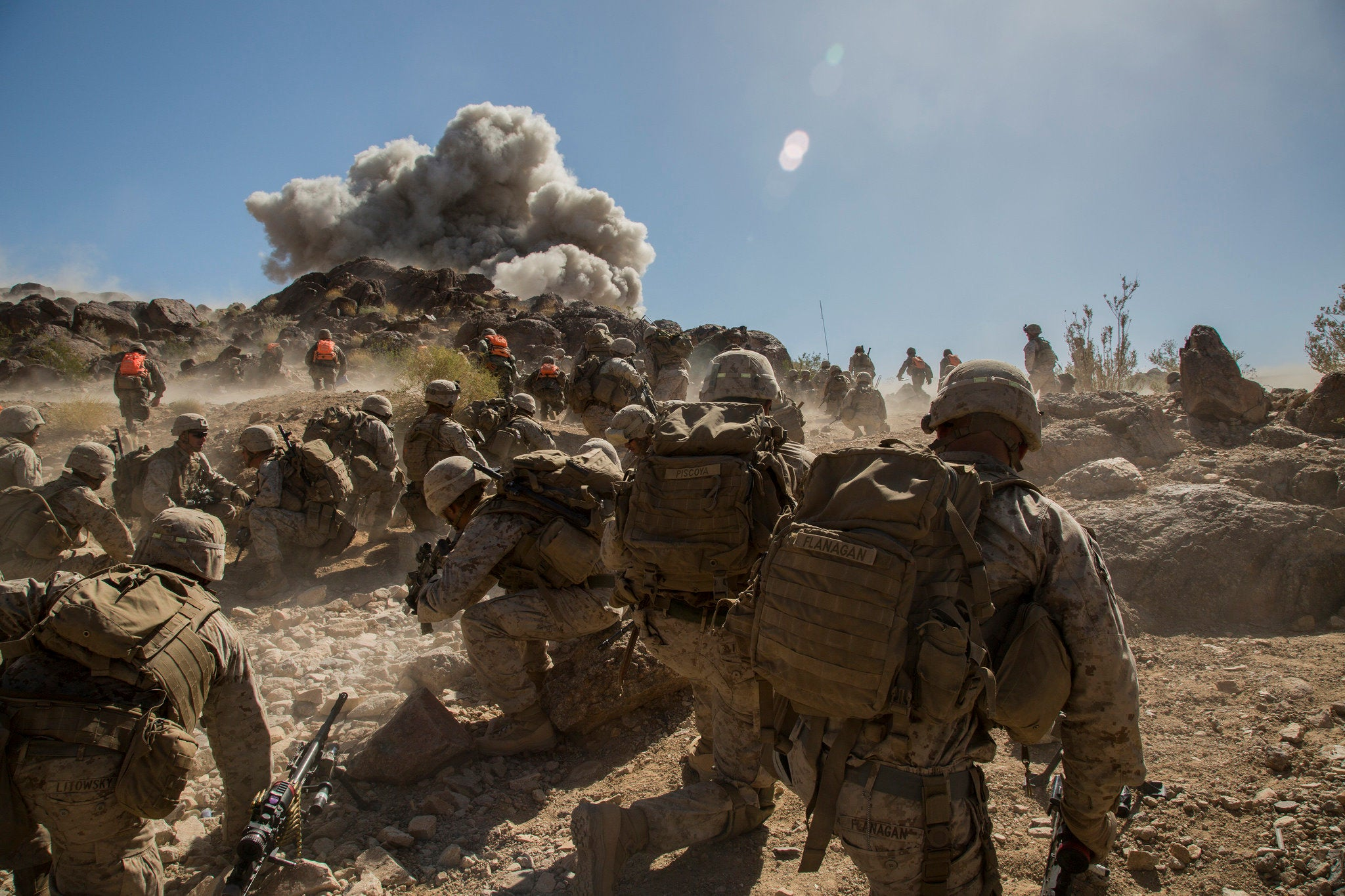 5 ways enlisted Marines want to 'disrupt' the Corps