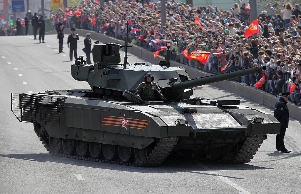 The world's 'best tank' is stuck on mothballs