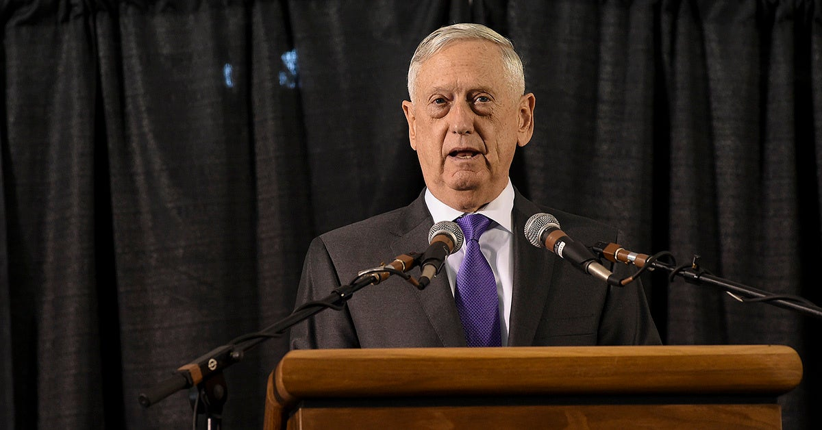 Inside Mattis' $2.5 billion plan to make the military more lethal