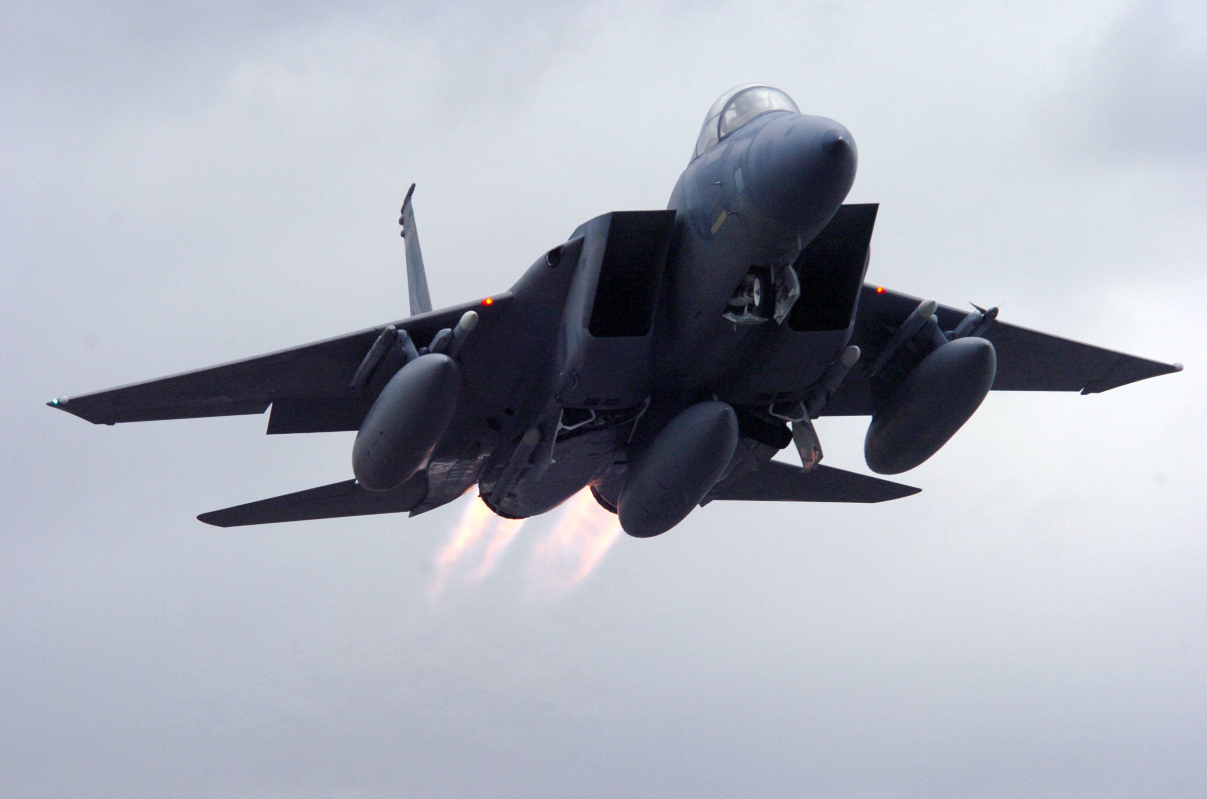 That time U.S. F-15s stumbled into an Iraqi trap and won