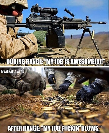 The 13 funniest military memes for the week of August 31st
