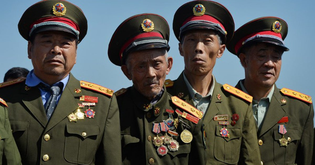 www.wearethemighty.com: What Chinese veterans of Korea think about their war
