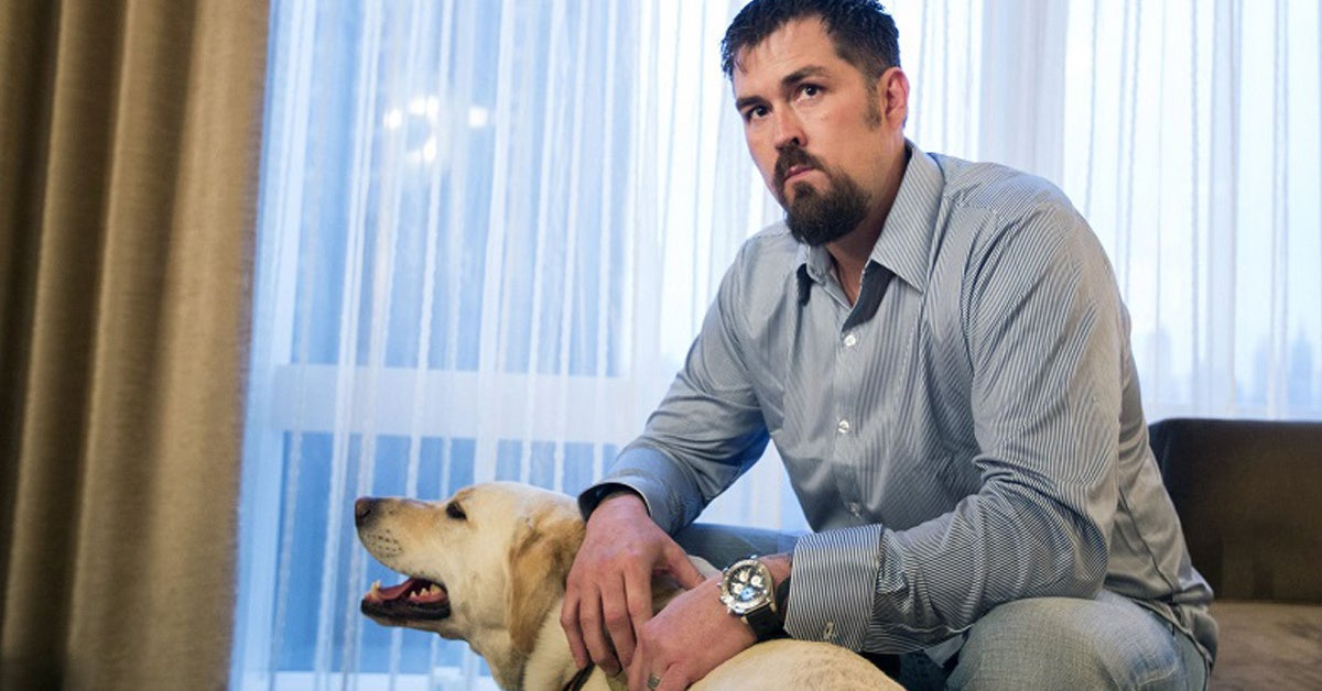 Live where luttrell does marcus Marcus Luttrell