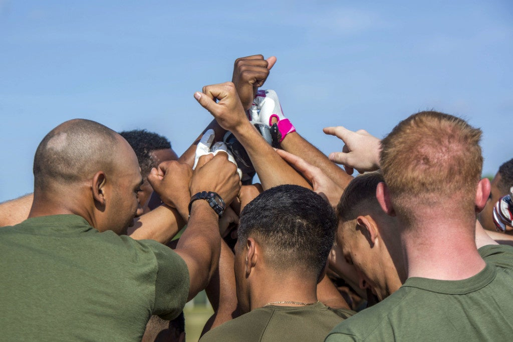 8 quick tips for success after you separate from active duty
