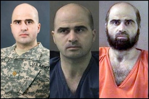 These are the 4 inmates on the military's death row
