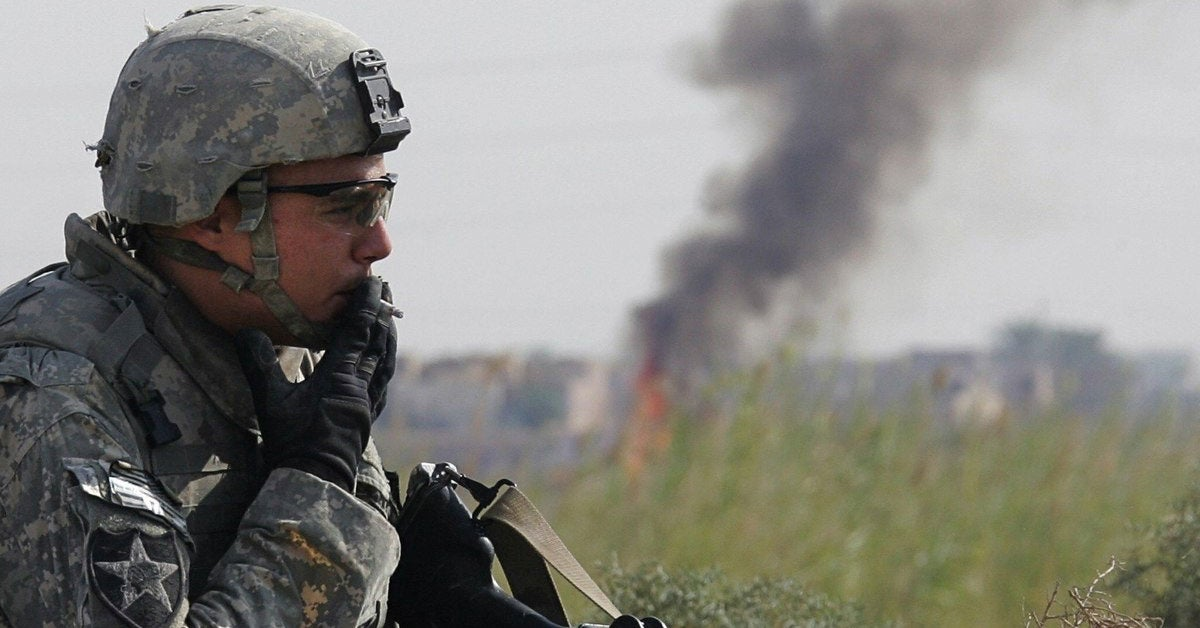 Why is it so hard to understand what it's like to be a veteran?