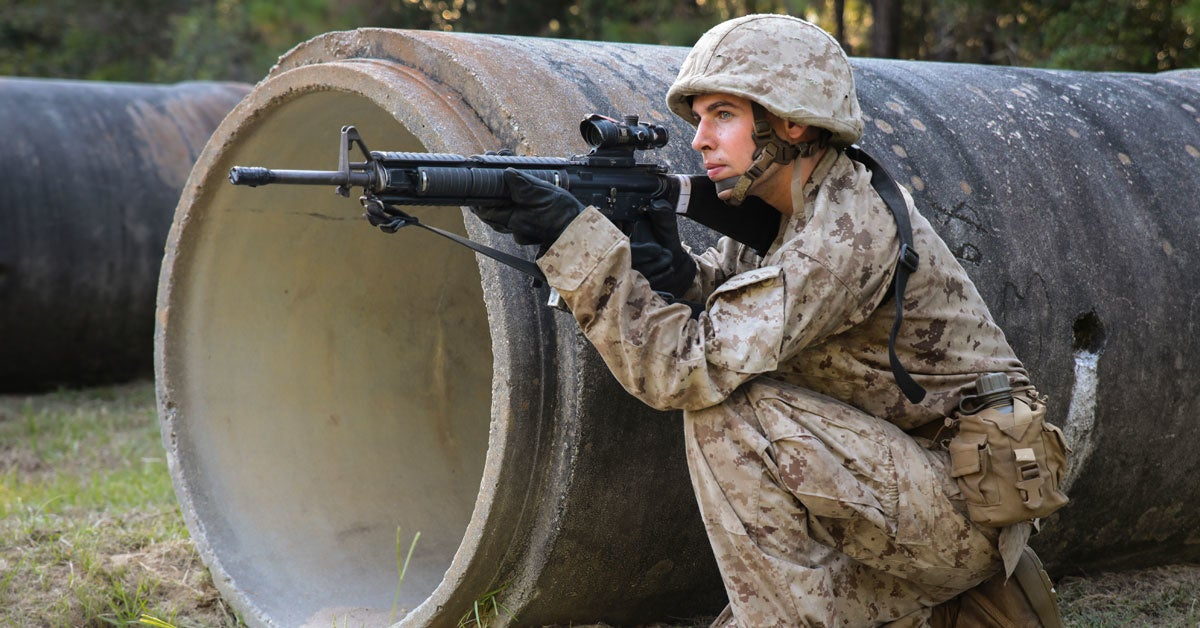 The Marines are getting a new light armored vehicle