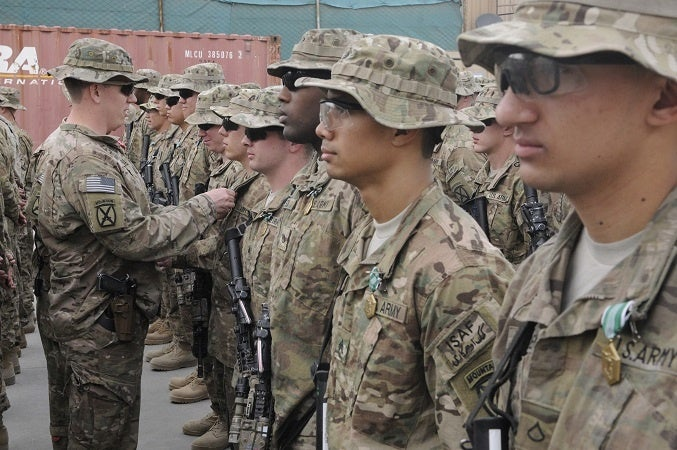 Why the Certificate of Appreciation is a slap in the face to troops