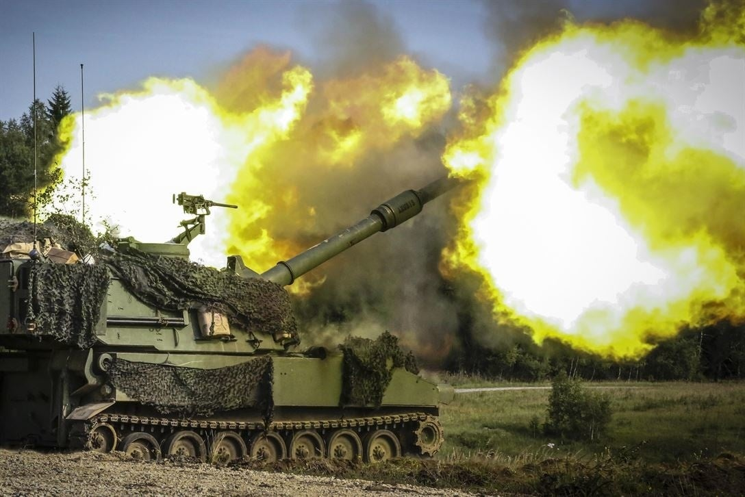 The Army is buying ultra-long range howitzers