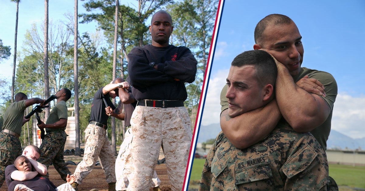 5 things you should know about Marine Corps Martial Arts Program - We Are  The Mighty
